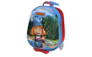 Troler/rucsac pentru copii Wickie, 3D,