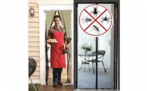 Prinde oferta de 3 perdele anti insecte cu prindere magnetica, la doar 79 RON de la 189 RON