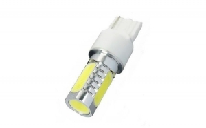 Led auto T20 (7440) 6W High Power cu o singura intensitate