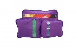 Set 3 accesorii de organizare bagaje