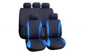 Huse universale pentru scaune auto - albastre - CARGUARD GLZ-HSA006