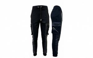 Pantaloni trening dama cu buzunare,fas s