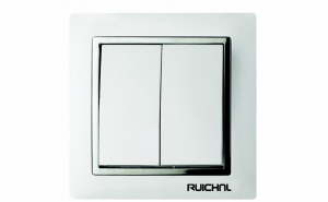 Intrerupator dublu Ruichnl RC-3604