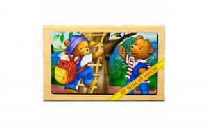 Puzzle lemn