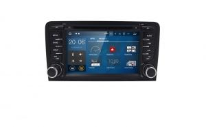 CD DVD Player cu navigatie dedicata, Android, pentru Audi A3, S3 2002-2013