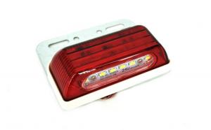 Lampa nr. SMD 4003-1 Lumina: alb+rosu Voltaj: 24V Rezistenta la apa: IP66
