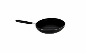 Tigaie ovala tip Grill 35X26X 4.5 CM cu acoperire Non-Stick