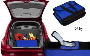 Geanta-organizator pentru masina, utila si pentru picnic, la doar 49 RON in loc de 129 RON! Garantie 12 luni!