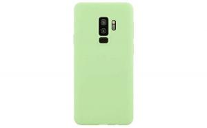 Husa Samsung Galaxy S9 2018 Carcasa Spate X Level Thin Soft TPU Premium Verde