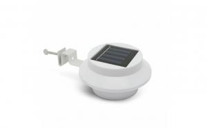 Lampa solara pentru stresini/garduri