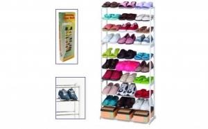 Raft pentru pantofi- 30 perechi, la doar 65 RON de la 119 RON