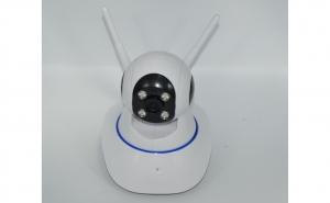 Camera Ip Wireless filmare 360 de grade - infrarosu si microfon incorporat