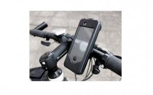 Bike 4 - Suport de bicicleta pentru iPhone 4 / 4S, la 67 RON in loc de 158 RON