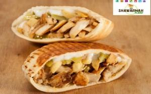 Oferta limitata! 1 RON in loc de 13 RON  pentru o Pita Shawarmah (pui sau vita) la Shawarmah Planet Centrul Vechi!