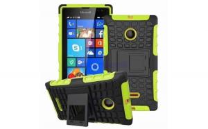 Husa Marmalis Armor Verde Pentru Nokia