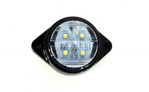 Lampa SMD 4004-3 Lumina:alba Voltaj: 24V Rezistenta la apa: IP66