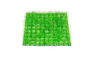 Placa iarba sintetica pentru gradina, 30 x 30 cm, plastic