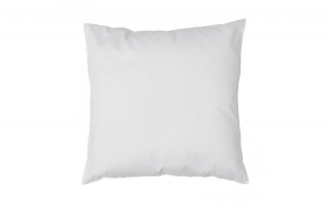 Perna pentru dormit, EVO, poliester, alb, 40 x 40 cm