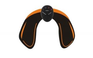 Dispozitiv tonifiere musculara cu telecomanda pentru coapse sau fese cu electrostimulare EMS