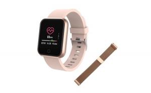 Ceas Smartwatch Forever ForeVigo SW-300, rose-gold
