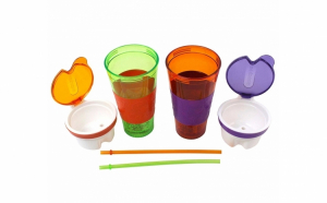 Snack & Drink Cup