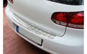 Ornament portbagaj crom VW Golf 6 Hatchback 2008-2012