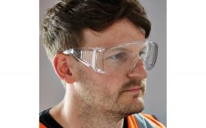Ochelari de protectie, transparenti