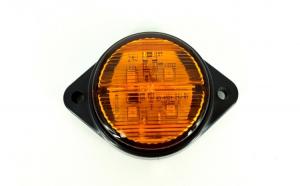 Lampa SMD 4004-2 Lumina: portocalie Voltaj: 12V  Rezistenta la apa: IP66