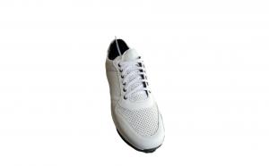 Pantofi sport barbati, alb, galben, gri, White Monday, Pentru El