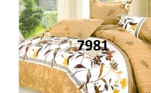 Prinde pachetul Roma de 3 lenjerii de pat cu 4 piese, din bumbac satinat, la doar 229 RON in loc de 599 RON