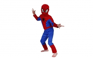 Costum Spiderman, Halloween, Costume originale