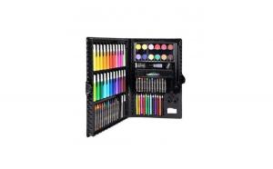 Set 86 elemente pentru pictura si desen,