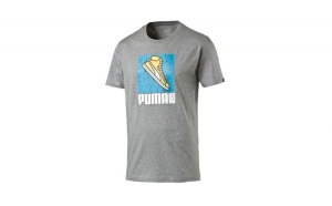 Tricou barbati Puma Sneaker Tee, Fashion, El