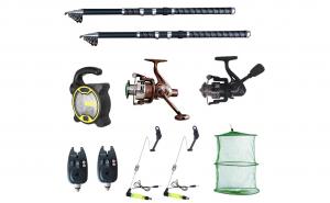 Set pescuit sportiv 2 lansete Ultra Carp