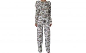 Pijama dama bumbac