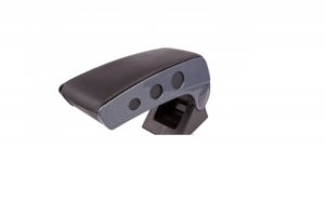 Cotiera centrala carbon/negru 93305
