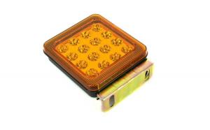 Lampa SMD 6001-2 Lumina: portocalie Voltaj: 12v-24V Rezistenta la apa: IP66