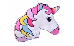 Perna decorativa  model unicorn