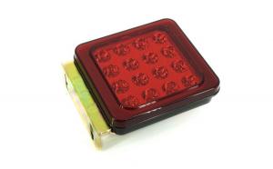Lampa SMD 6001-1 Lumina: rosie Voltaj: 12v-24V Rezistenta la apa: IP66