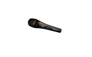 Microfon Unidirectional Dinamic , Cu Fir , 70-16.000Hz ,Negru