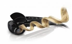 Ondulator profesional de par Curl, ceramic, pentru bucle perfecte