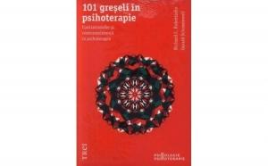 101 greseli in psihoterapie, autor Gerald Schoenewolf
