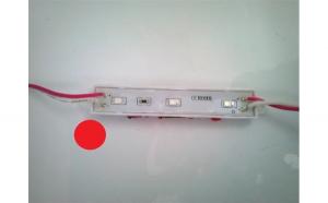 Modul 3 SMD 2835 24V lumina rosie