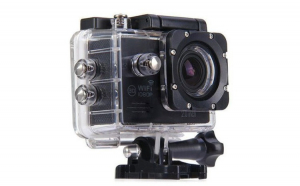 Camera sport full HD-Wi-FI,1080P FULL HD,neagra + Cadou
