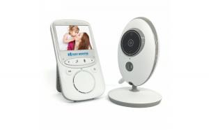 Set Wireless Baby Monitor VB 605 , Alb+ Suport Universal de Birou Pentru Tablete sau Telefoane