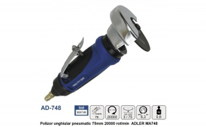 Polizor unghiular pneumatic 75mm 20000