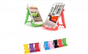 Suport Birou Desk Holder Stand Ajustabil Si Pliabil Pentru Telefon / Tableta / EBook Ideal Scoala Online