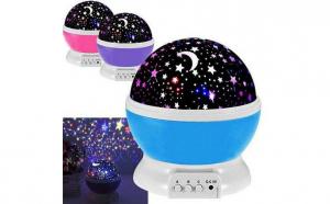 Lampa de veghe - glob Star Master