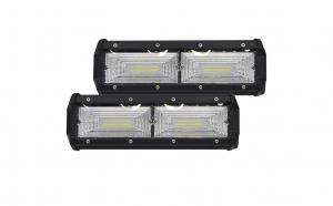 Set 2 proiectoare LED,  144W cu 48 de led-uri