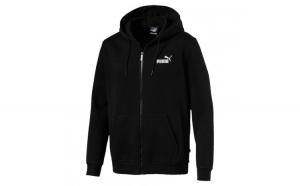 Hanorac barbati Puma Essentials Full Zip Fleece 85176301